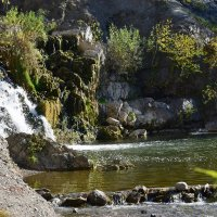 Беловский водопад :: Bort037