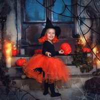 Хеллоуин :: Елена Рябчевская