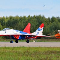 МиГ-29 :: Илья Кочанов