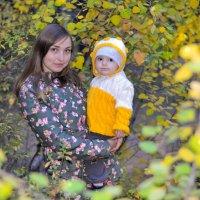 Мама с доченькой :: Valeriya Samsonova
