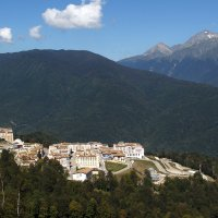 Город в горах :: Kogint Анатолий