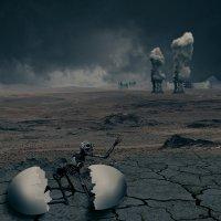 Рождённый в апокалипсис :: Андрей Щетинин