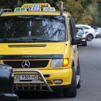 Такси :: Abdulaziz Mirzaakhmedov