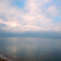 Море утром :: Рина Воржева