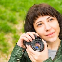 Когда твоя подруга коллега-фотограф :: Nadezhda Slepicheva