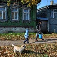 Семья. :: АЛЕКСАНДР СУВОРОВ