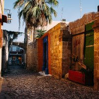 Старый город Родос! :: Максим Жидков
