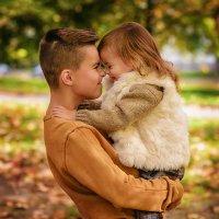 Братская любовь :: Виктория Дубровская