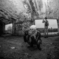 В логово дьявола ... :: Роман Шершнев