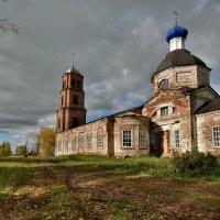 Церковь :: Николай Емелин