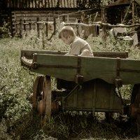Детство в деревне :: Михаил