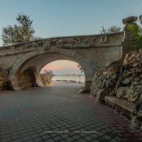 Мостик влюбленных (драконий мостик), Севастополь :: Roman Dergunov