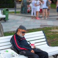 Пират устал. :: Геннадий Оробей