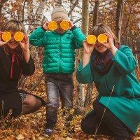 апельсиновая осень.. :: Светлана