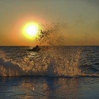 Море вздуется бурливо... :: Александр Бойко