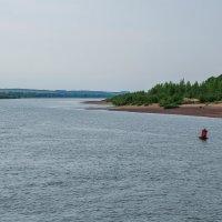 Река Белая :: Сергей Тагиров