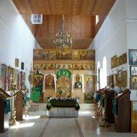 В церкви :: Вера Щукина