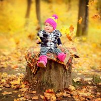 осень :: Екатерина Бондаренко
