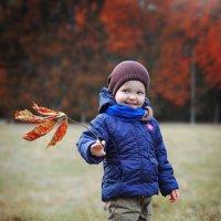 Осенний желтый лист ) :: Xeniya Likich