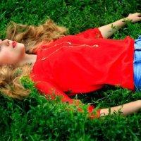Кукла :: Ольга Дябина