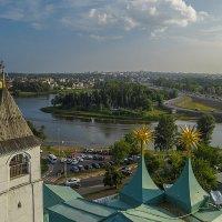 Ярославль с колокольни :: Сергей Цветков