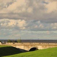 Вид на залив. :: Владимир Гилясев