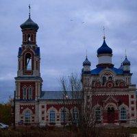 Троицкий Храм. :: Валерий Гудков