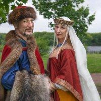 Жене глава муж, мужу – князь, а князю - Бог :: Ирина Данилова