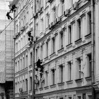 МАСТЕРА-ВЫСОТНИКИ :: Александр Шурпаков