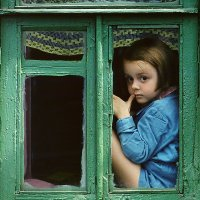Взгляд детства :: Виталий