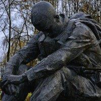 Скорбящий воин :: סּﮗRuslan HAIBIKE Sevastyanovסּﮗסּ