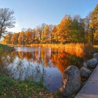 В Екатерининском Парке, Царское село :: Александр Кислицын