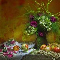 Загадай нам, Осень, тихих дней и ясных, :: Валентина Колова
