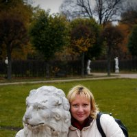 Я и лёва :: natalek630
