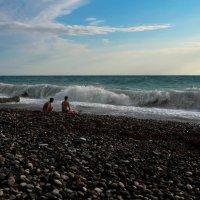 Море волнуется :: Ирина Никифорова