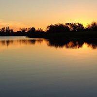 На озере :: Андрей Сотников