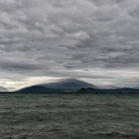 На озере Гарда плохая погода :: Valeriy(Валерий) Сергиенко