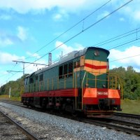 ЧМЭ3 - 3548 :: Сергей Уткин