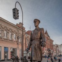 Дядя Степа. :: Сергей Исаенко