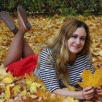 В октябре :: Ната Коротченко