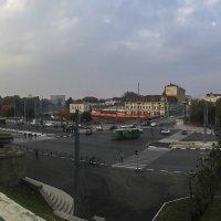 Раннее утро в Харькове :: Александр Сальтевский