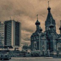 Прошлое и настоящее :: Елена Миронова