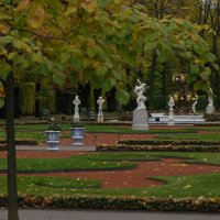 "Про осень и ""Летний сад"" :: tipchik"
