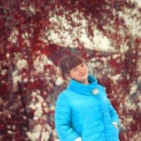 Там где Осень встречается с Зимой :: Olga Rosenberg
