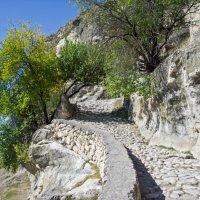 Дорога к южным Малым воротам(Кучук-Капу) :: Варвара