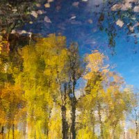 осень в стиле импрессионистов :: Татьяна