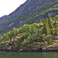 Водопады Согне-фьорда :: Александр Рябчиков