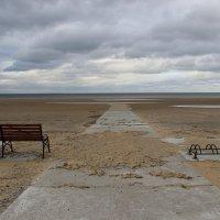 Опустевший пляж :: Дария Хаус
