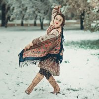 Сударыня-барыня :: Татьяна Фирсова