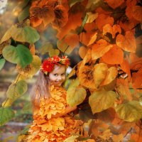 Встреча с Осенью. :: Екатерина Савёлова